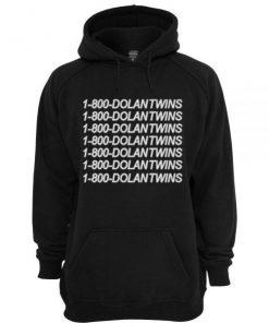 1-800 Dolantwins Hoodie   SU