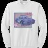 1960 corvette convertible sweatshirt  SU