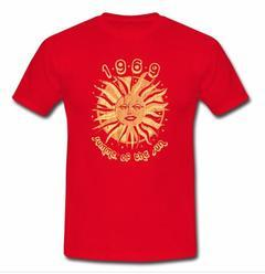 1969 Summer Of The Sun T Shirt  SU
