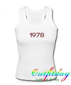 1978 tanktop