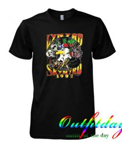 1992 Lynyrd Skynyrd tshirt