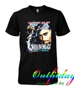 2Pac All Eyez On Me tshirt