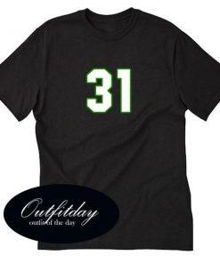 31 Font T Shirt