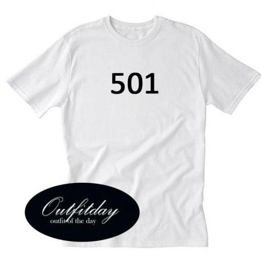 501 T Shirt