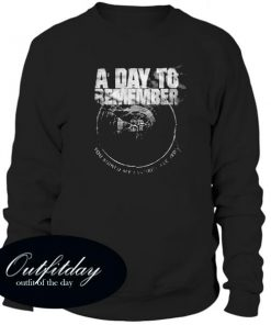 A Day To Remember Sweatshirt