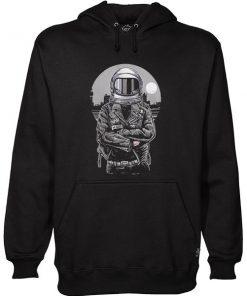 Astronaut Rebel Nasa Hoodie