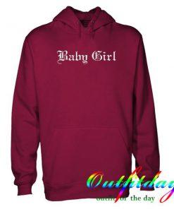 Baby girl hoodie