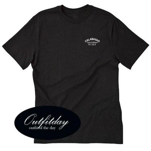Calabasas California T Shirt