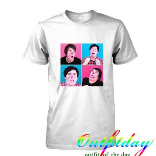 Dan And Phil tshirt