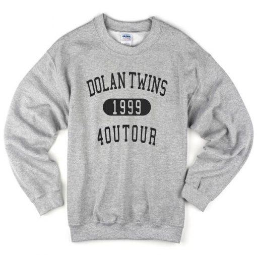 Dolan Twins 4outour 1999 Sweatshirt  SU