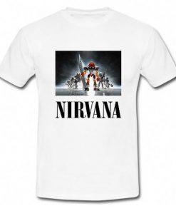 Nirvana x Bionicle T-Shirt      SU