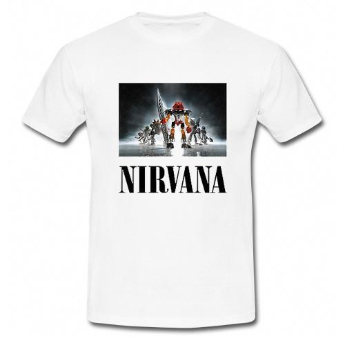 Nirvana x Bionicle T-Shirt      SU