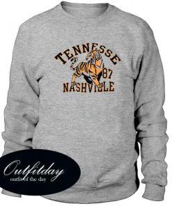 Tennessee Tiger Nashville 87 Sweatshirt