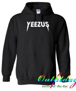 Yeezus font hoodie