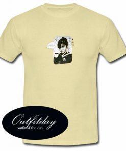 Yuki Saito I Love You T Shirt