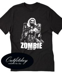 Zombie Tour Tshirt