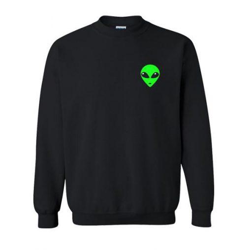 alien we out here sweatshirt
