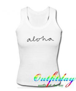 aloha tanktop