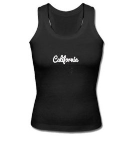 california Tank Top  SU