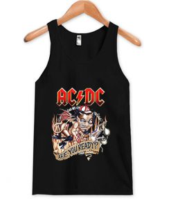 ACDC Are You Ready Tank Top (OM)