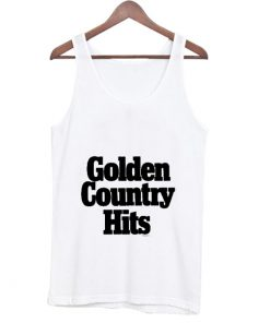 Golden Country Hits Tank Top (OM)