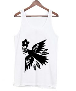 Live Free Tank Top (OM)