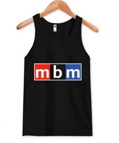 Movies by Minutes Podcaster Logo Tank Top (OM)