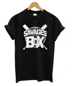Savages In The Box – Yankees Savages T shirt