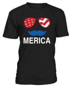 National day Merica T Shirt