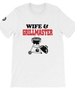 Wife Grill Master Short-Sleeve Unisex T-Shirt