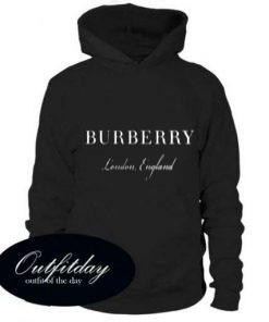 Burberry London England comfort Hoodie