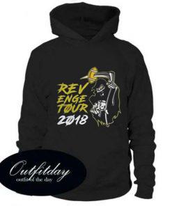 Valiant University Michigan Wolverines Revenge Tour hoodie