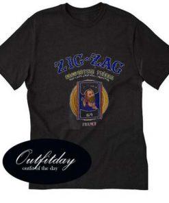 Zig Zag France Cigarete T Shirt Size XS,S,M,L,XL,2XL,3XL