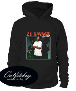 21 Savage Issa Album Hoodie
