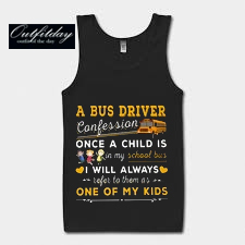 A bus driver confession once a child Tank