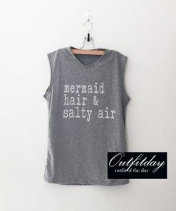 Mermaid Hair & Salty Air Tank Top