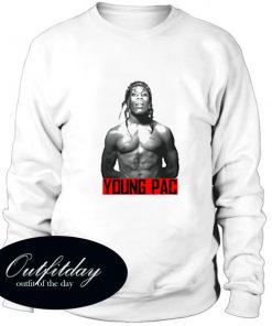 Young Pac Graphic Sweatshirt
