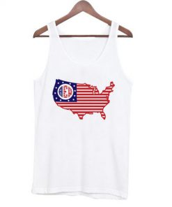 4th of July Tanktop