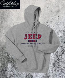 Authentic Jeep Hoodie