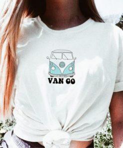Discover Van Go T-Shirt