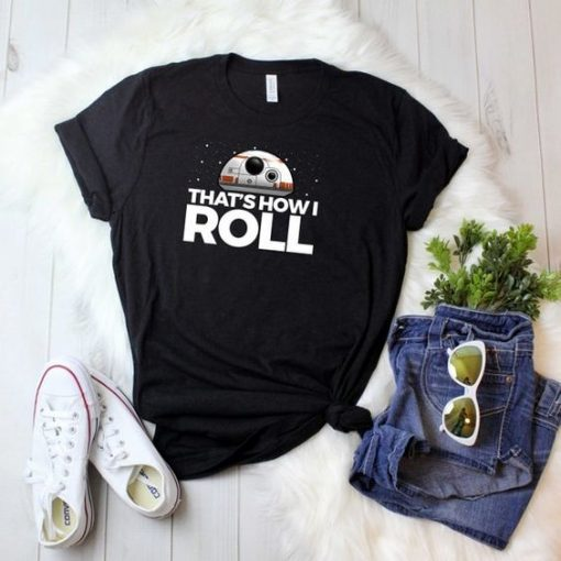 Disney Roll T Shirt