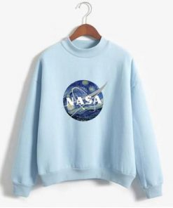 NasaStarry Night Moncknects Sweatshirt