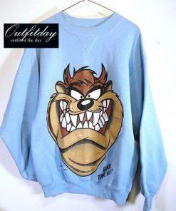 TAZ Light Blue Sweatshirt