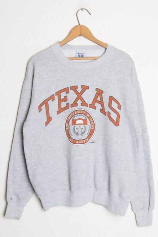 TEXAS University Sweatshirt