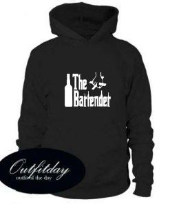 The bartender BLACK Hoodie