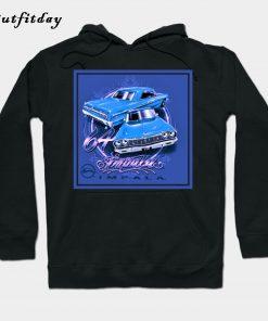 64 Classic Impala Art Hoodie B22