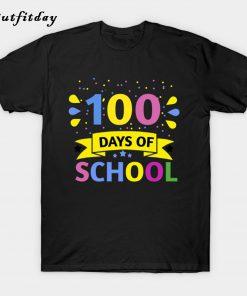 100 days of school T-Shirt B22