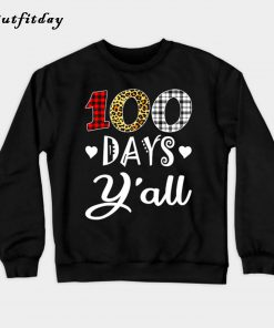 100th Day Sweatshirt B22