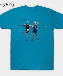 Zombie Hellish Hula T-Shirt B22