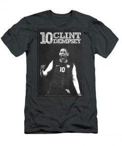 10 Clint Dempsey T shirt